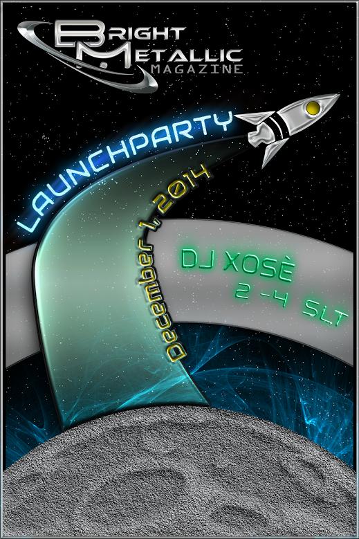 Bright Metallic Launch Party Dec 1, 2014