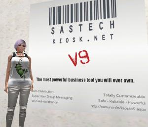 SasTech KioskNet server