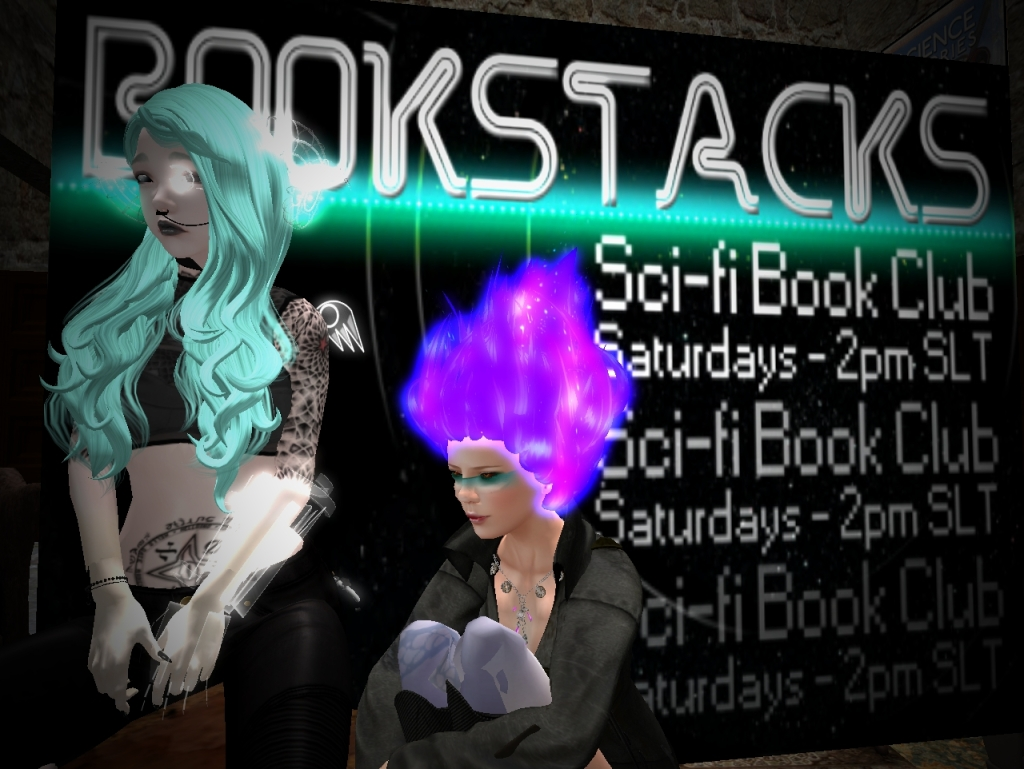 Sc-fi book club in SL